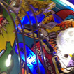 Road Show Pinball Blast Zone Light
