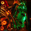 Addams Family Pinball Swamp Light